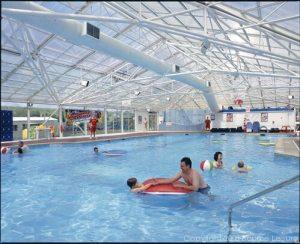 Greenacres Swimming Pool - Greenacres Holiday Park