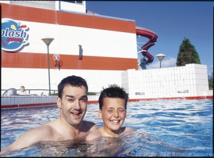 Hafan y Mor Outdoor Swimming Pool - Hafan y Mor Holiday Park