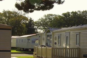 Accommodation at Hoburne Park - Hoburne Park Holiday Park