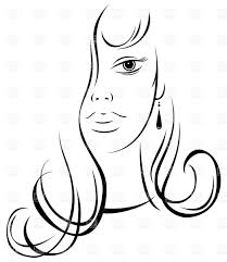 hairstyle clipart
