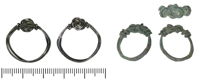 Modern finger-rings (DENO-470362 and DENO-A15253)