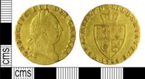 Guinea of George III (WILT-E6FA34).