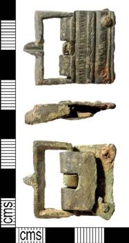 Medieval buckle (BUC-550336)