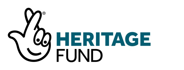 Logo of The National Lottery Heritage Fund