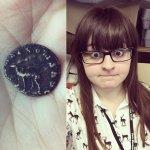Meet the Finds Liaison Assistant - Emily Tilley