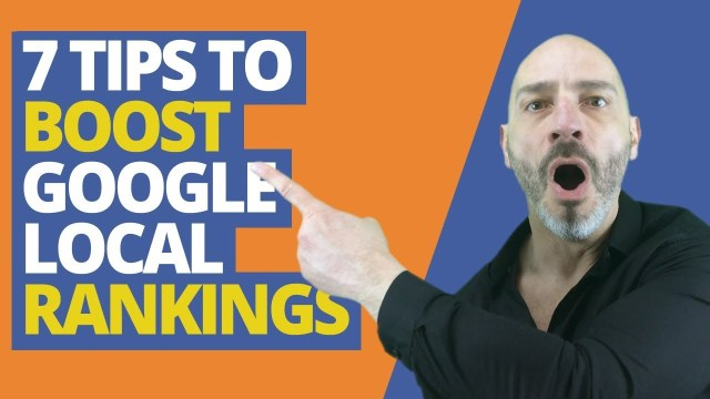 7 Local SEO Content Tips to Boost Google Rankings (2019)