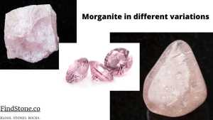 Unknown Gemstones - Morganite - findstone.co
