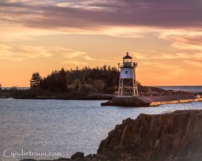 Grand Marais, MN Lighthouse