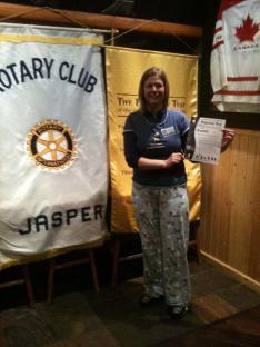 Rotary Club, Jasper