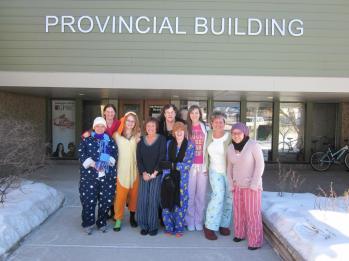 The Provincial Building Crew