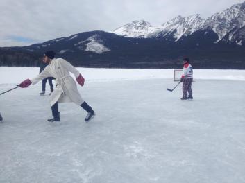 PJ Ice Hockey