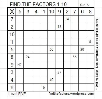 2014-03 Level 5 Answer