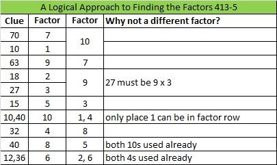 2014-13 Level 5 Logic