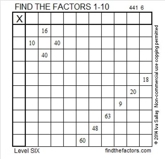 2014-41 Level 6