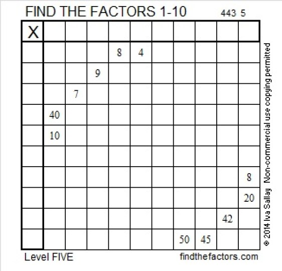 2014-43 Level 5