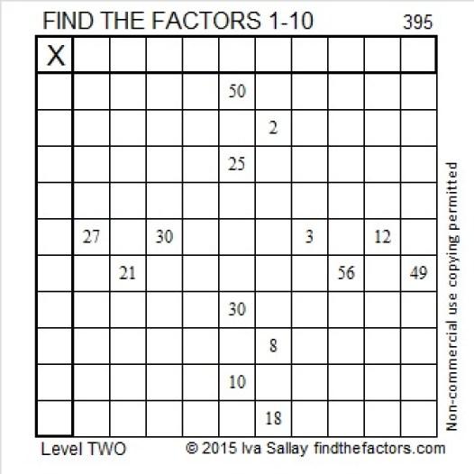 395 Puzzle