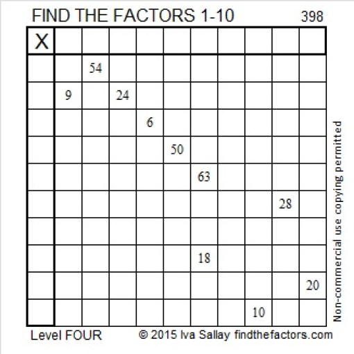 398 Puzzle