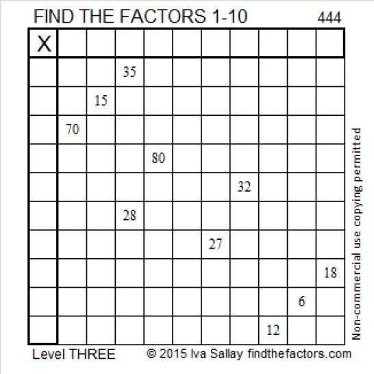444 Puzzle