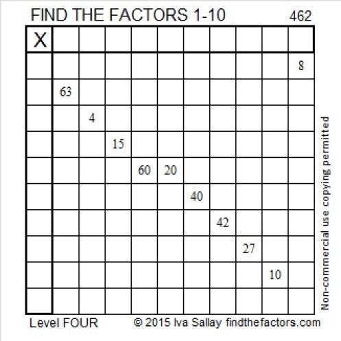 462 Puzzle