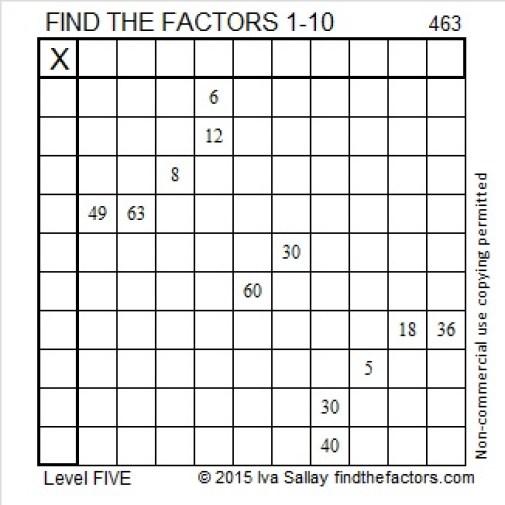 463 Puzzle