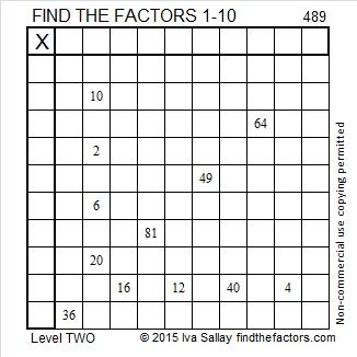 489 Puzzle