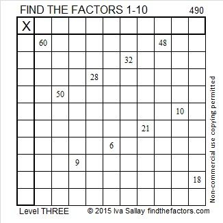 490 Puzzle
