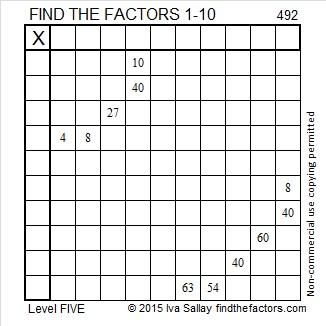 492 Puzzle