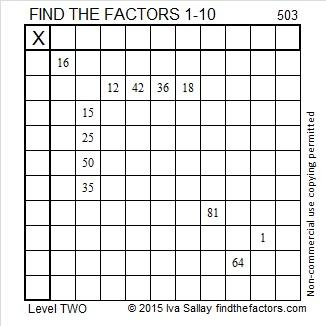503 Puzzle