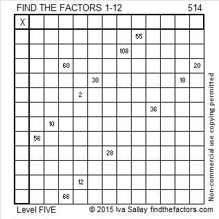 514 Puzzle