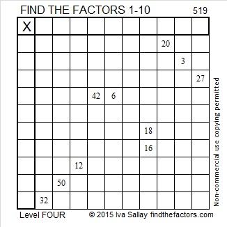 519 Puzzle
