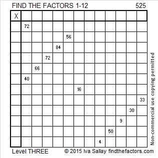 525 Puzzle