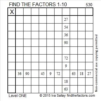 530 Puzzle