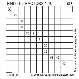 563 Puzzle