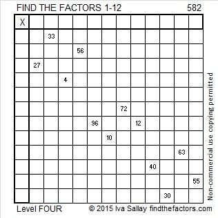 582 Puzzle