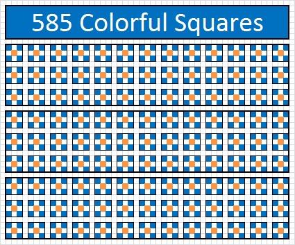 585 Squares-2