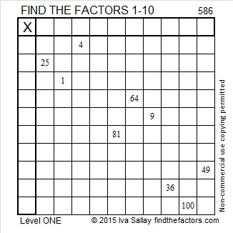 586 Puzzle