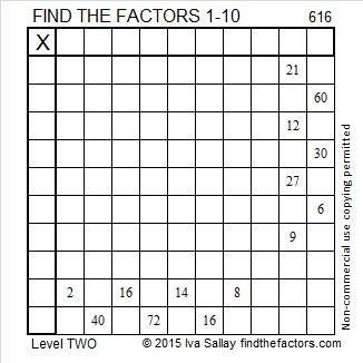616 Puzzle