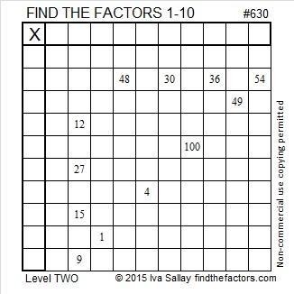 630 Puzzle