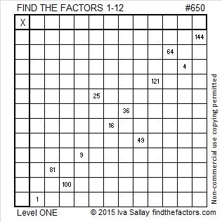 650 Puzzle