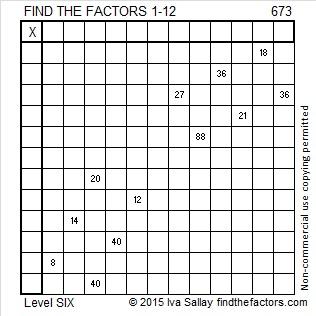 673 Puzzle