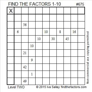 675 Puzzle