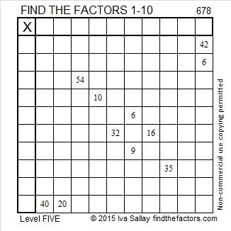 678 Puzzle