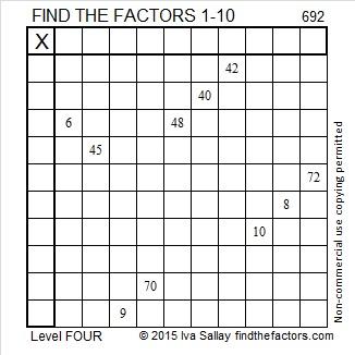 692 Puzzle
