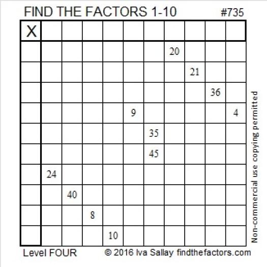 735 Puzzle