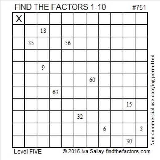 751 Puzzle