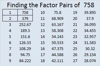 758-factor-pairs
