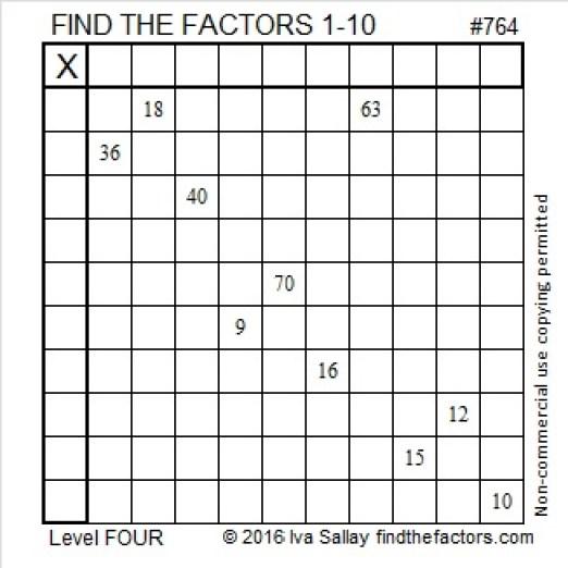 764 Puzzle