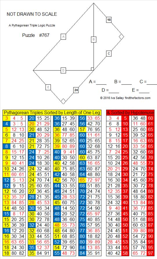767 Puzzle