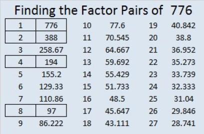 776-factor-pairs