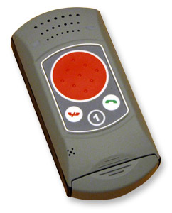 Cellular medical alarm